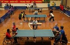L'Association paralympique en congrès à Hanoi
