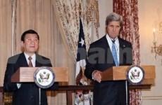 Truong Tân Sang veut des liens accrus avec les États-Unis