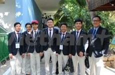 Maths: le VN remporte 3 médailles d'or aux Olympiades internationales