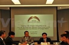 Promotion de la coopération Vietnam-Hong Kong