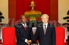 Coopération entre partis Vietnam-Mozambique