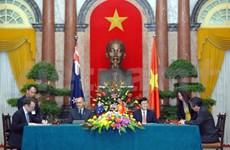 Vietnam et Nouvelle-Zélande boostent leur partenariat