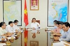 Le Premier ministre travaille avec Phu Tho et Ha Nam