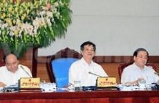 Le gouvernement prépare de nouveaux projets de loi