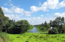 U Minh Thuong, parc des patrimoines de l'ASEAN