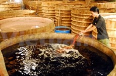 Le nuoc mam de Phu Quôc est protégé par l'UE