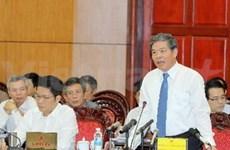 Le ministre de l'Environnement devant les députés