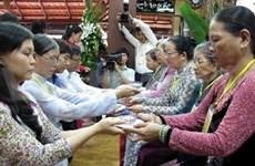 Pour la fête Vu Lan, des offrandes partiront en fumée