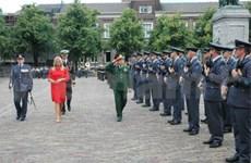 Vietnam et Pays-Bas promeuvent leur coopération dans la défense