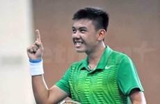 Tennis : première médaille d'or d'Asie pour le Vietnam