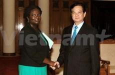 Le Vietnam apprécie l'assistance de la BM au Vietnam