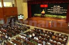 Célébration de la Fête nationale à Hô Chi Minh-Ville