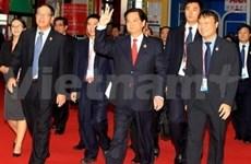 Le PM assiste à l'ouverture de la foire ASEAN-Chine