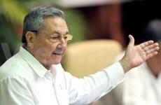 Le président Raul Castro exalte les relations exemplaires Vietnam-Cuba
