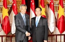 Vietnam et Singapour établissent leur partenariat stratégique