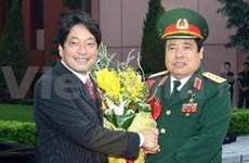 Vietnam-Japon : coopération renforcée dans la défense