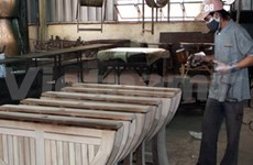 Exportations de meubles en bois en forte hausse