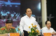 Application de mesures pour assurer l'ordre social à Tây Bac