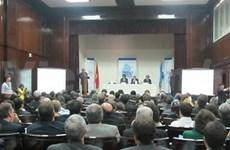 Une délégation de Ho Chi Minh-Ville en Argentine