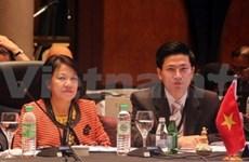ASEAN : conférence des ministres de l'Agriculture et de la Sylviculture