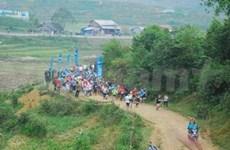 Fin du Trail international de Sapa