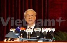 Clôture du 8e Plénum du Parti communiste du Vietnam (11e exercice)