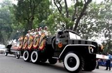 Cérémonie en mémoire du général Vo Nguyên Giap
