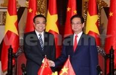 Déclaration commune Vietnam-Chine