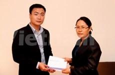 Accident d'avion au Laos : la BIDV aide des familles de victimes