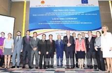Intensifier les relations entre le Vietnam et l'UE