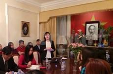 Contributions des étudiants aux relations d'amitié Vietnam-Royaume-Uni