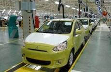 Les ventes d'automobiles en forte croissance depuis janvier