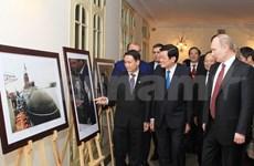 Ouverture d'une exposition sur les relations Vietnam-Russie à Hanoi