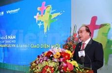 VietnamPlus souffle ses cinq bougies
