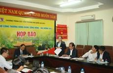 Bientôt la foire commerciale du delta du fleuve Rouge-Hai Duong