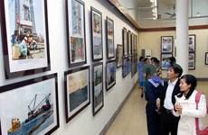 """Exposition sur """"La mer et les îles du Vietnam"""" à Hanoi"""