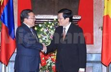 VN et Mongolie renforcent leurs relations