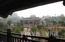 La fête de Vesak 2014 aura lieu du 7 au 11 mai à la pagode Bai Dinh