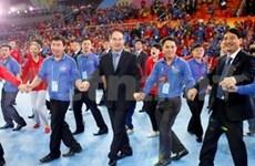 Le Festival des jeunes Vietnam-Chine