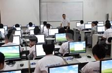 Ouverture de concours d'informatique à Da Nang