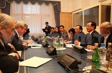 Hanoi renforce ses relations extérieures