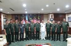 Vietnam-Malaisie : les armées coopèrent dans la logistique