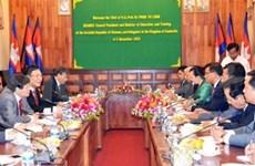 Vietnam et Cambodge promouvent leur coopération dans l'éducation