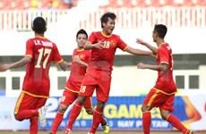 SEA Games : le Onze U23 vietnamien étrille le Brunei (7-0)