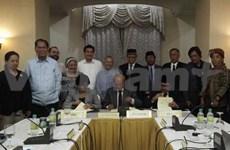Accord entre le gouvernement philippin et le MILF