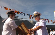 Vietnam-Indonésie : les Marines resserrent leur coopération