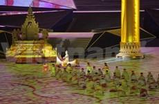 SEA Games 27: cérémonie d'ouverture traditionnelle et colorée