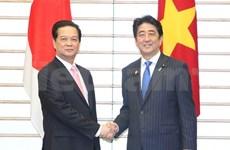 Entretien Nguyen Tan Dung - Shinzo Abe