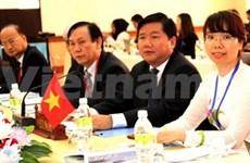 ASEAN : 19e réunion des ministres du Transport et des Communications