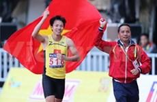 SEA Games : pluie de médailles d'or pour le Vietnam